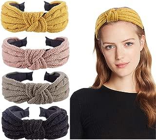 knit knot headband