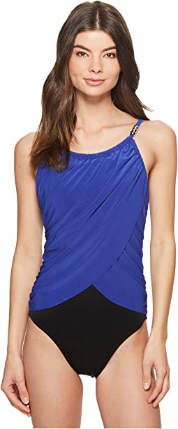 Solids Lisa One-Piece