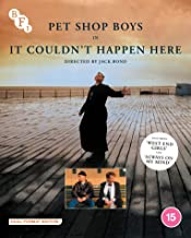 Pet Shop Boys - It Couldn't Happen Here (Std Edition DVD + Blu-ray)