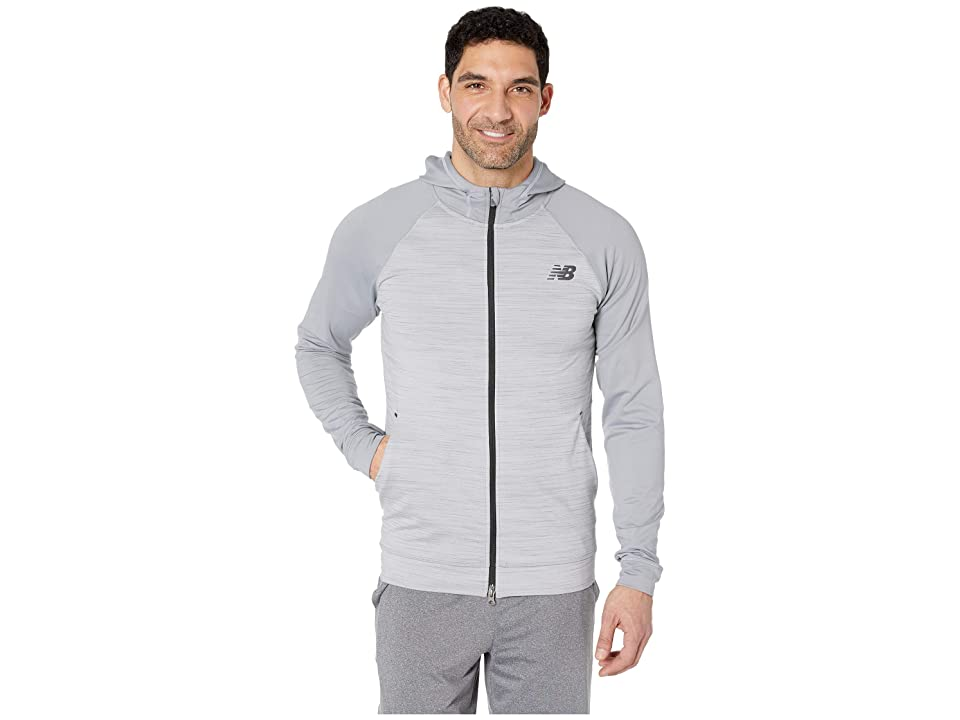 New Balance Anticipate 2.0 Jacket (Athletic Grey) Men