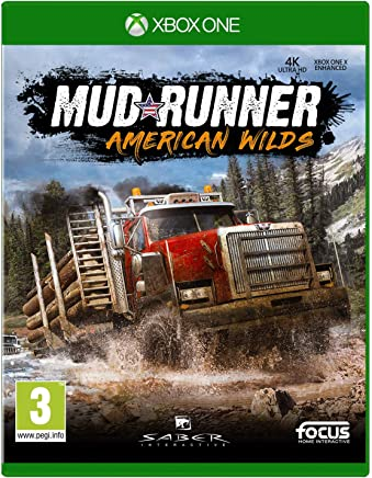 (xbox_one) - Spintires: MudRunner - American Wilds Edition (xbox_one)