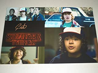 Gaten Matarazzo Stranger Things Authentic Signed 8x10 Photo Autographed BAS