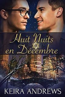 Huit Nuits en Décembre: Romance MM (French Edition)