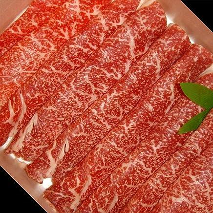 【敬老の日 プレゼント?カード付】村上牛 すき焼き用 モモ肉 1kg