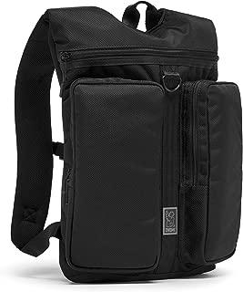 Chrome MXD Fathom Shoulder Bag, Hip Pack or Backpack 13 Liter Black