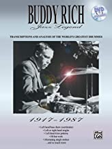 Buddy Rich -- Jazz Legend (1917-1987): Transcriptions and Analysis of the World's Greatest Drummer