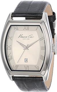 e510295f2a2a Kenneth Cole Reloj analogico para Hombre de Cuarzo con Correa en Piel  IKC1890