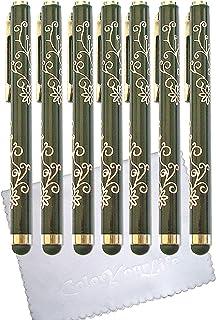 أقلام شاشة اللمس من ColorYourLife 7 ذات سعة على شكل زهرة ستايلس لهاتف iPhone X XS XR iPhone 8 7 6 5s للهواتف الذكية iPod T...