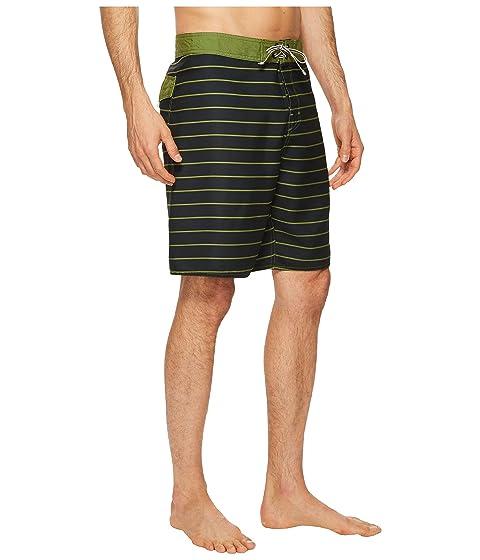 Captain Fin Time Warp Boardshorts Olive Cheap Order Sale Shop For G4ggOT2h
