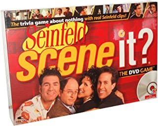 Mattel Scene It? DVD Game - Seinfeld Edition