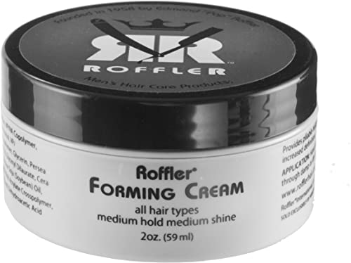 discount Roffler new arrival Forming Cream, 2 new arrival Ounce outlet sale