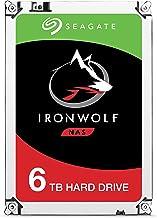 "Seagate ST6000VN0033 Iron Wolf Multimedia Server Storage 6TB Internal Hard Drive 3.5"" - SATA"