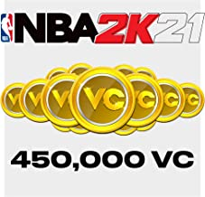 NBA 2K21: 450,000 VC - PS4 [Digital Code]