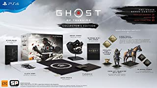 Ghost of Tsushima Collector Edition - PlayStation 4 by Sony USA. / EU.