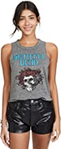 CHASER Women's Triblend Basic Muscle Tee
