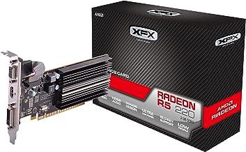 XFX Radeon R5 220 625MHz 2GB DDR3 Low Profile Ready HDMI DVI VGA PCI Express Graphics Card R5-220A-2QHR