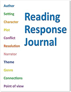 Best reading response journal cover Reviews