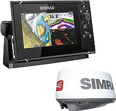 Simrad NSS7 EVO3,Insight,4G Radar Bundle