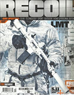 RECOIL, HOME & PERSONAL DEFENSE, ISSUE, 23 COVER 2 OF 2 (A NEW TWIST ON THE SBR