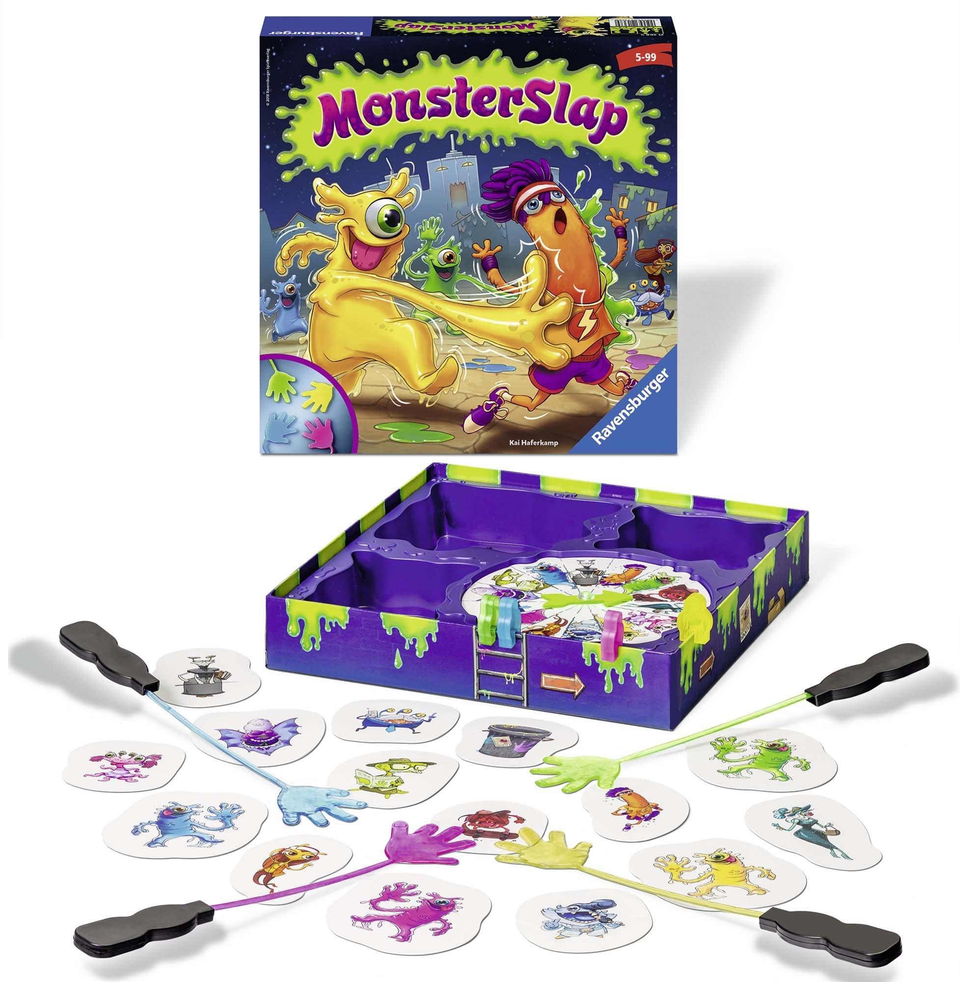 Ravensburger Monster Slap, Multicolor (21368): Amazon.es: Juguetes y juegos