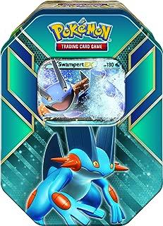 pokemon swampert ex tin