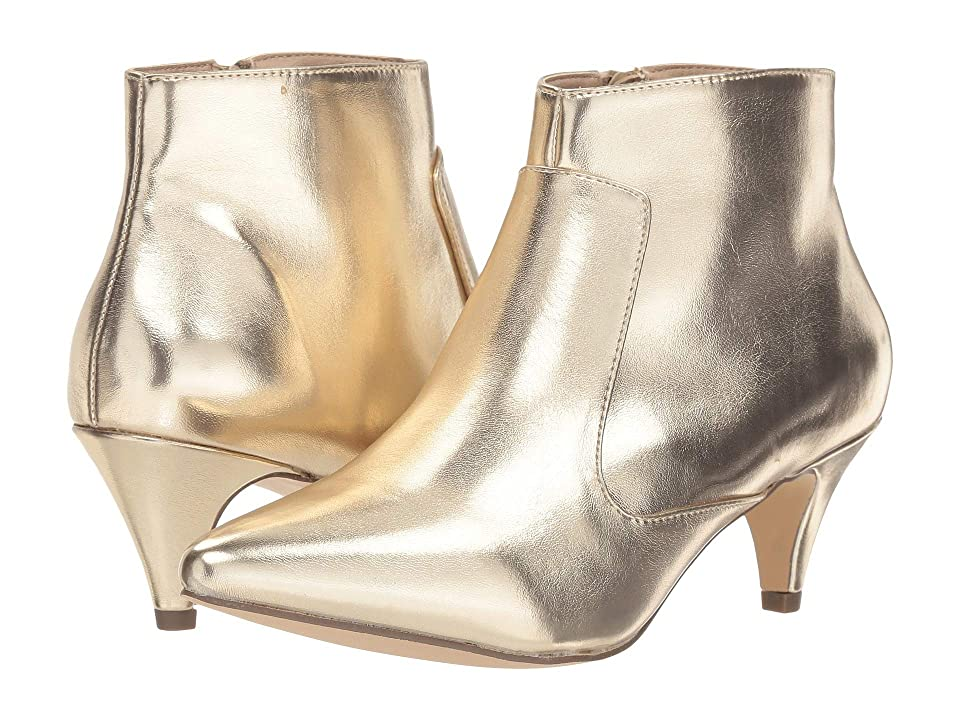JANE AND THE SHOE Kizzy (Gold) Women