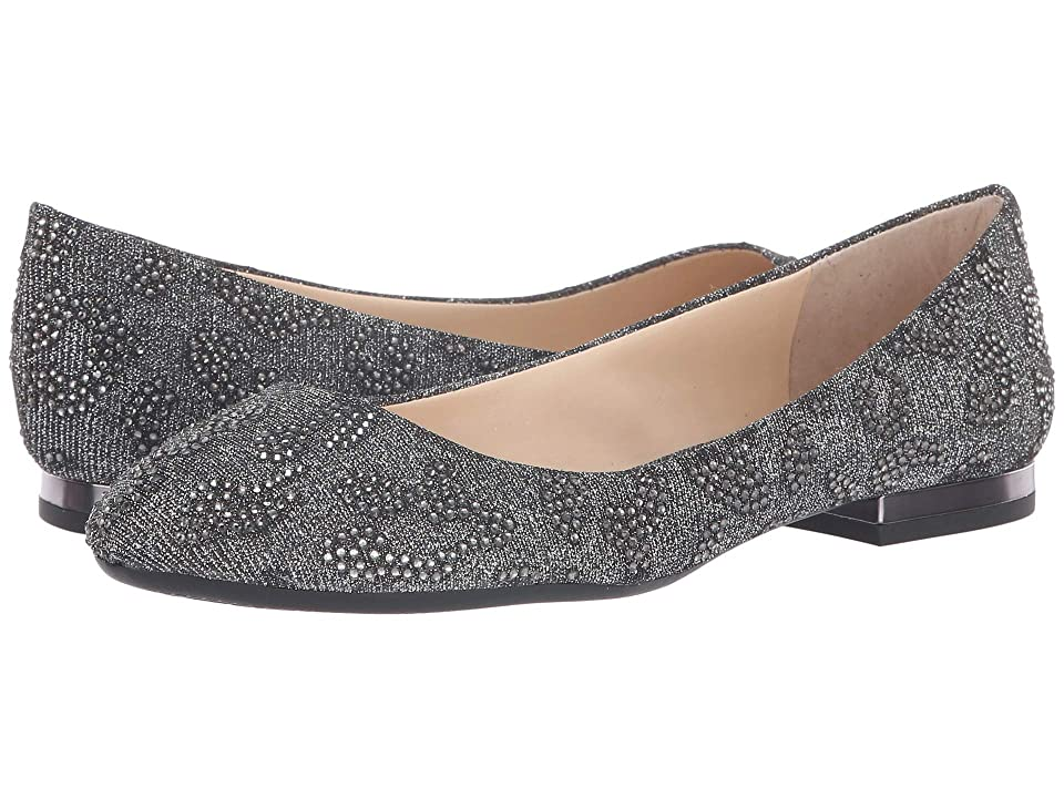 Jessica Simpson Ginelle (Pewter Multi Glitter Gabor Leopard) Women