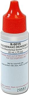 Taylor Replacement Reagents R-0015-A Acid Demand - 3/4 Ounces