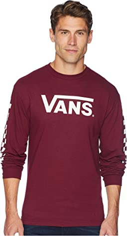 e0ce6df57e Vans. SVD Original Short Sleeve T-Shirt.  21.95. Burgundy