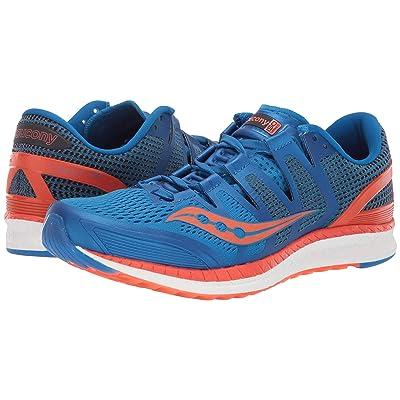 Saucony Liberty ISO (Blue/Orange) Men