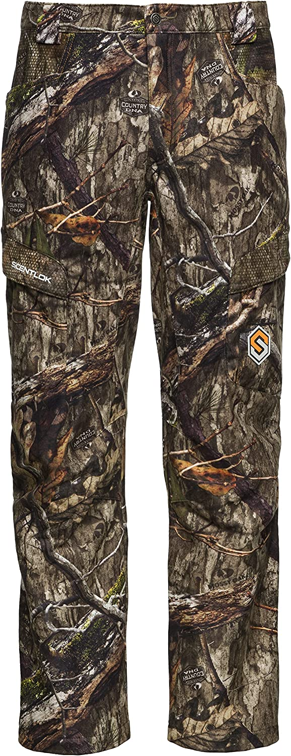 ScentLok Forefront Midweight Fashionable Water Repellent Camo Pants New York Mall Hunting