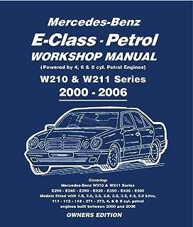 mercedes w211 repair manual