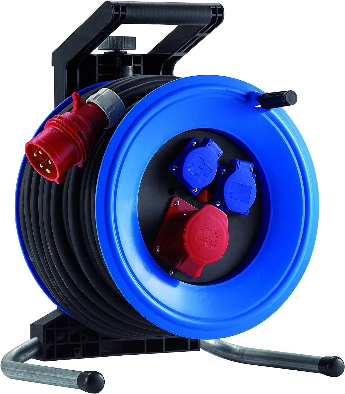 HEDI K3D3316T2 Drehstrom-Kabeltrommel 400 V, blau, schwarz B01MQCSFHC | Günstigstes  Günstigstes  Günstigstes  c155d5