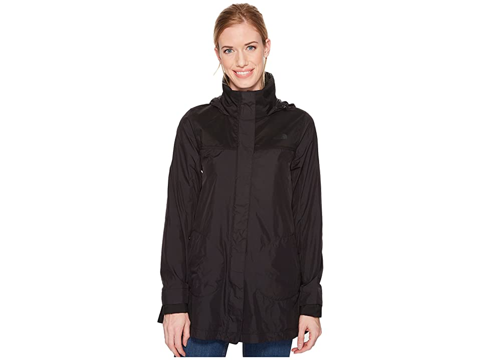 The North Face Flychute Jacket (TNF Black) Women