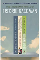 The Fredrik Backman Collection: A Man Called Ove, My Grandmother Asked Me to Tell You She's Sorry, and Britt-Marie Was Here Kindle Edition