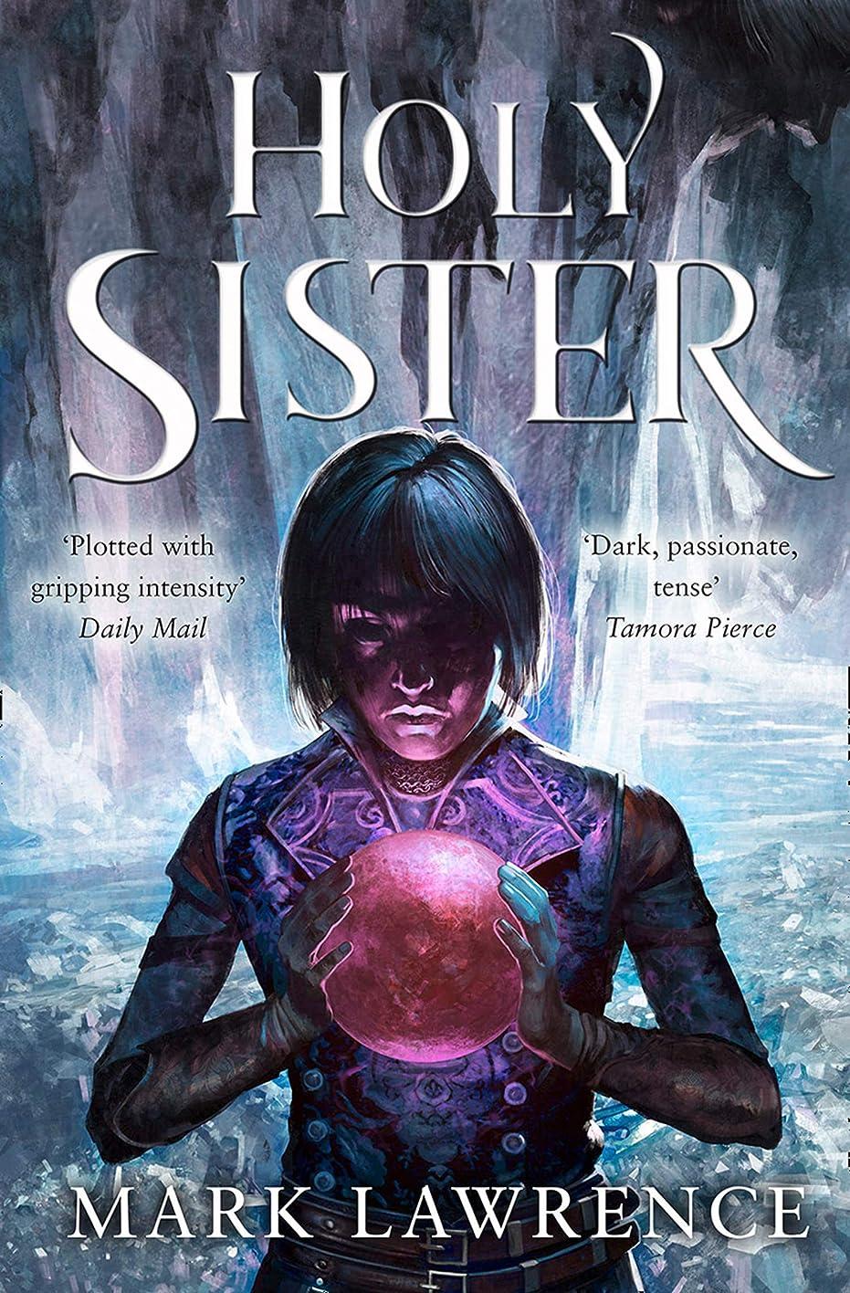 ふざけた例委任するHoly Sister (Book of the Ancestor, Book 3) (English Edition)