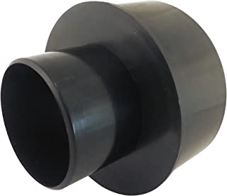 6 to 4 Inches Duct Reducer ABS Plastic with 4 Inch OD and 6 Inch OD Openings Dust Collector Systems 73473