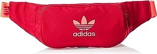 adidas Unisex Essential Crossbody Bag Waistbag, Red (Scarlet), One Size