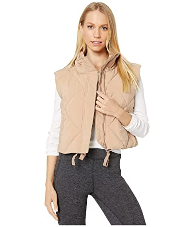 FP Movement No Chill Vest (Taupe) Women
