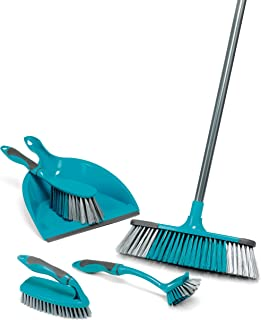 Beldray® LA024152TQ 5 Piece Cleaning Set, Turquoise