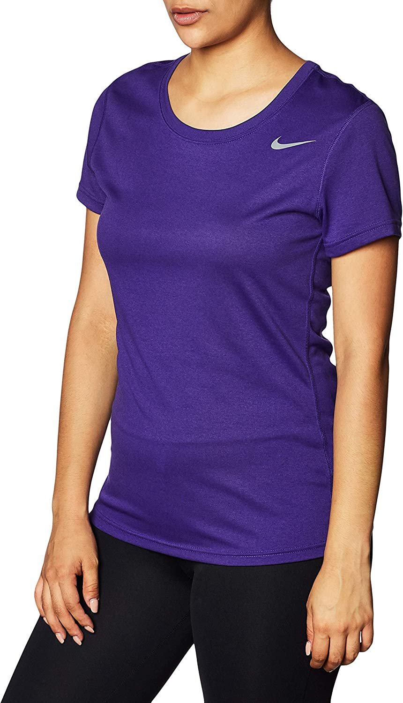 Nike Women's Genuine Free Shipping Legend Special sale item Short Sleeve Shirt