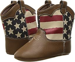 Baby Deer - Western Americana Boot (Infant)
