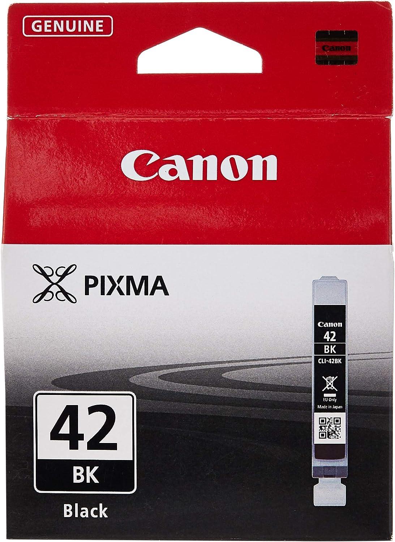 Canon CLI-42 BK Black Ink Tank Compatible to PIXMA PRO-100