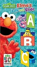Sesame Street: Elmo's Lift and Slide ABC (Lift & Slide)