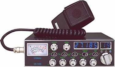 Galaxy DX-939 Backlit 40ch Mobile CB Radio with TalkBack & Roger Beep