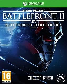 Star Wars Battlefront 2: Elite Trooper Deluxe Edition (Xbox One) UK IMPORT REGION FREE