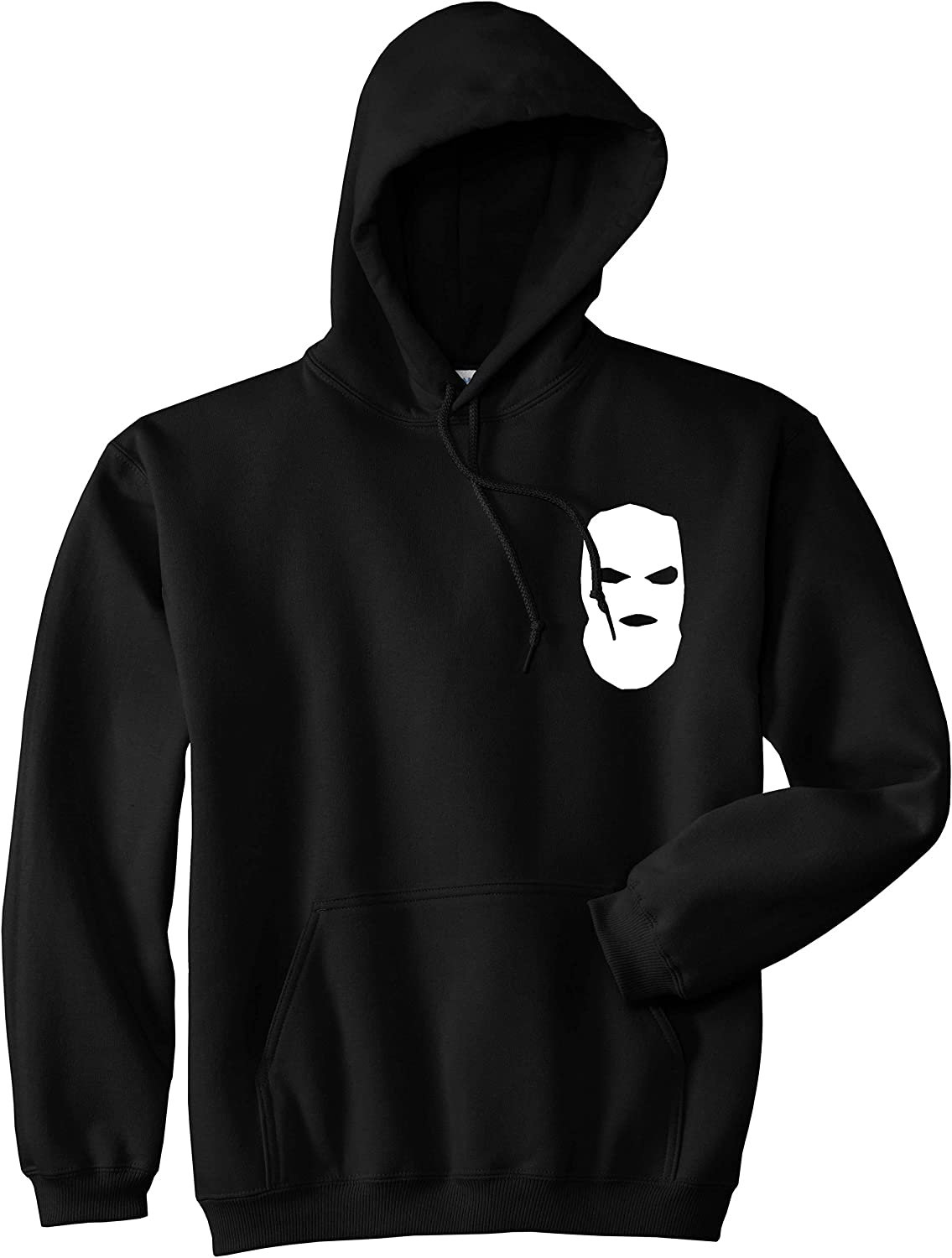 Kings Of NY Ski Mask Chest Logo Purchase Hooded Boston Mall Hood York Pullover Sw New