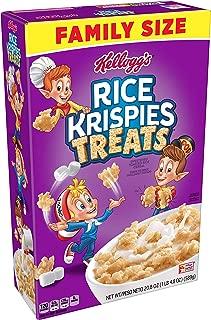 rice krispies treats cereal ingredients