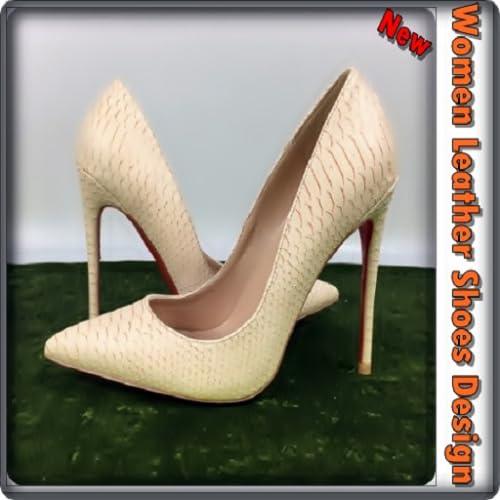 Women Leather Shoes Design New - http://medicalbooks.filipinodoctors.org