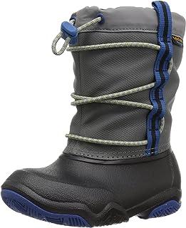 Crocs Kids' Swiftwater Waterproof Boot K Snow